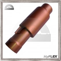 Compensators, Stainless Steel Bellows, Copper Sweat Ends