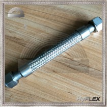 Flexible Metal Hose, Braided Connector
