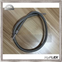 Stainless Steel Braided Flexible Metal Hose with Tube Ends