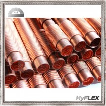 Copper Bellows, Hydro-formed Metal Bellows